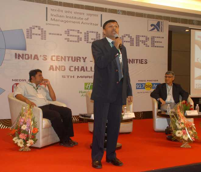 Management conclave at IIM-Amritsar bets on India as global front-runner in 21st century