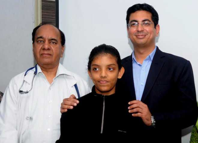 City-based surgeon gives this Sri Lankan girl new lease of life