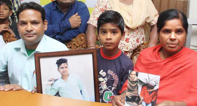 Police blamed for inaction over boy's death