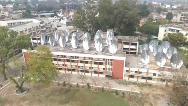 Roorkee IIT uses solar energy for steam cooking