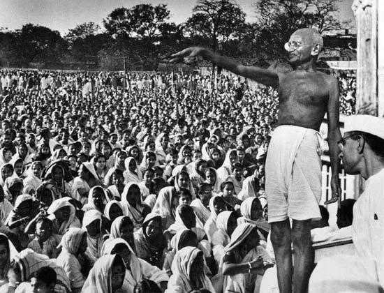 Work on to revive Gandhian thought