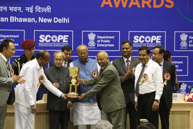 THDC gets SCOPE Award for Excellence