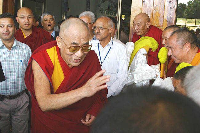 Dalai Lama annoyed with Sikyong candidates
