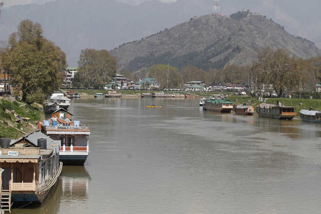 Jhelum water losing quality: Study