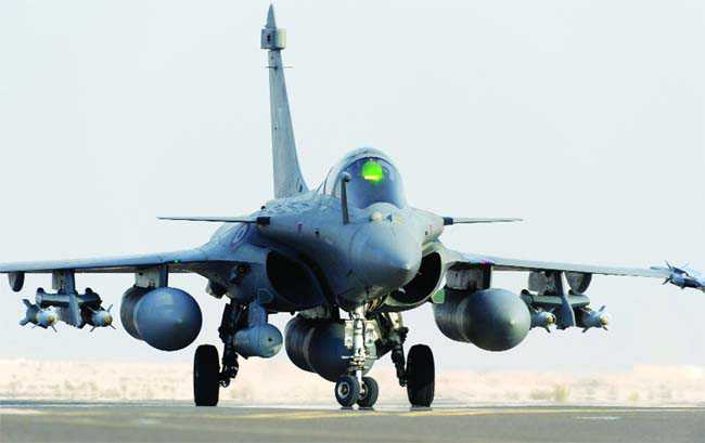 36 Rafales for Rs 59,000 cr