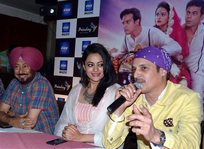 Star cast of 'Vaisakhi List' comes calling to city