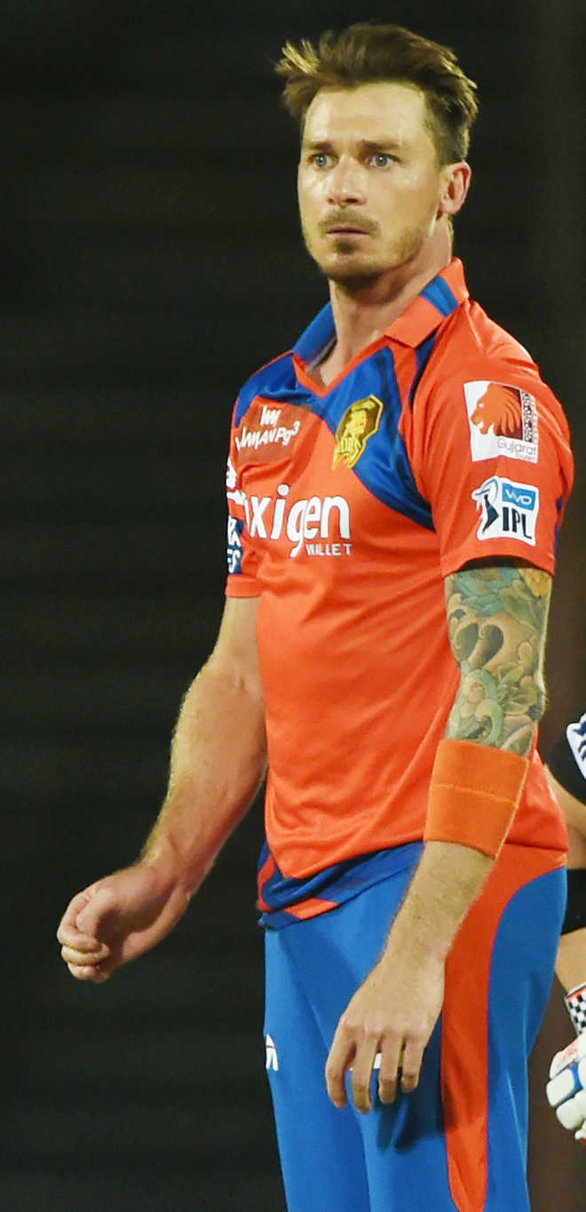 Speed merchant' Steyn believes extreme pace cannot be taught