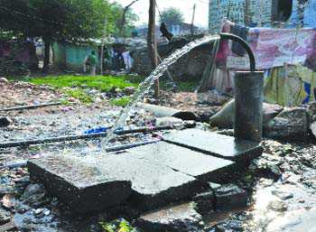 Now, pay fine for wasting water