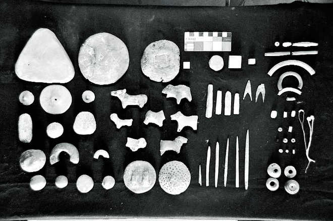 Harappa's riches emerge from Hisar