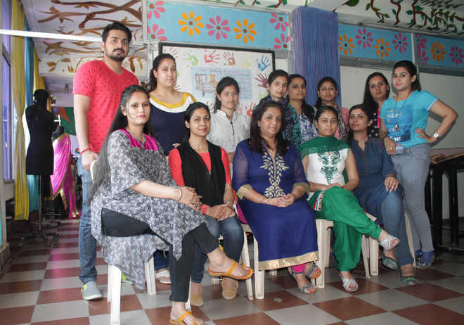 Jammu Nifd Students Enrich Themselves At Fashion Event