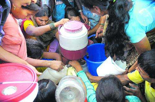 Water crisis leaves Kasauli residents high and dry
