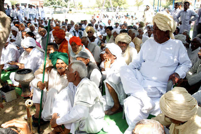 HC stay on quota  for Jats in Haryana