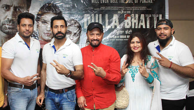 'Dulla Bhatti' all set to hit screens