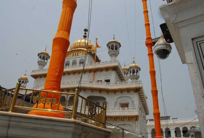 CCTV surveillance at Golden Temple helps nail thieves