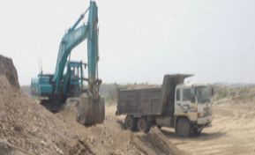 Pathankot admn seeks report on 'illegal mining' at Chakki riverbed