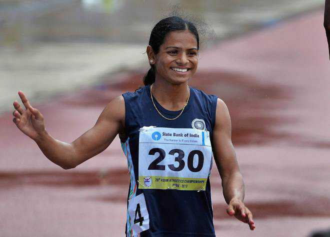Dutee in Rio 100m; first after PT Usha
