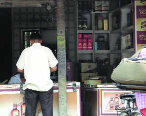Govt firm to handle liquor trade