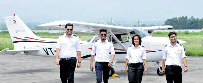 Haryana flies, mostly on paper