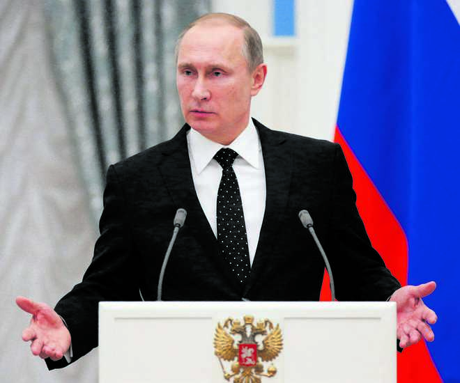 West's new Cold War with Russia