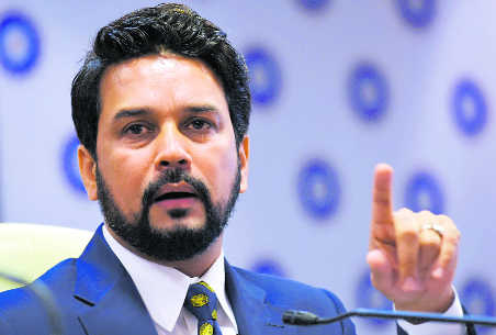 BCCI chief set for new innings, as a TA officer
