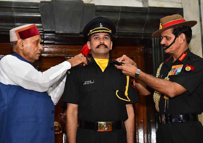 Anurag Thakur Becomes First BJP MP to be an Army Officer   Soochna