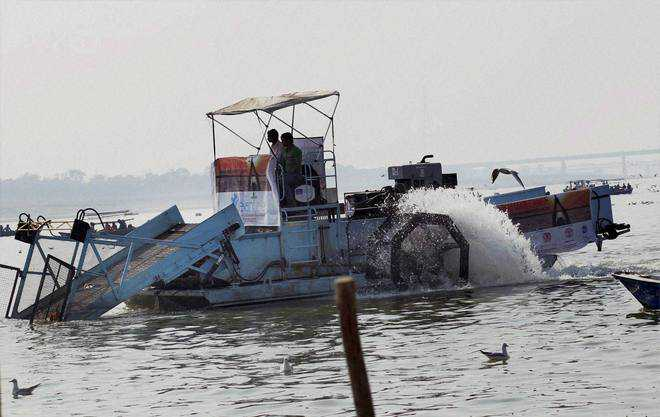 Ganga cleanup: Rs 3,000 cr spent, results yet to show