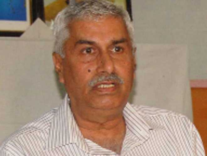 RSS leader shot at in Jalandhar, critical with bullet injuries in abdomen