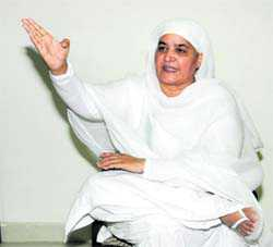 SGPC doesn't play into hands of Badals: Jagir Kaur