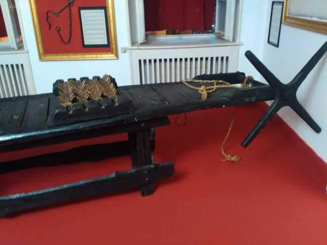 Tryst with torture in Prague