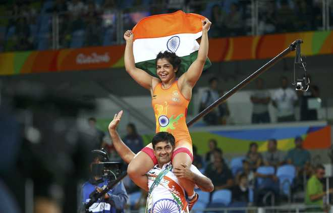 Haryana girl gives India 1st medal