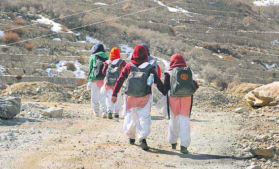 Laadli races up literacy ladder in Himachal