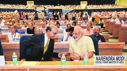 PM's vision to transform India: Rapid change, not evolution