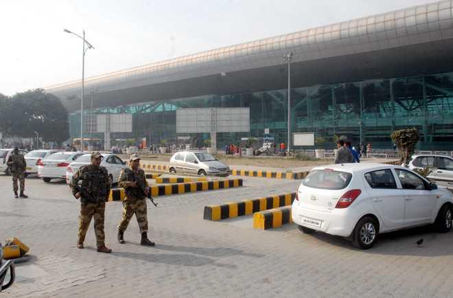59.6% increase in passenger footfall at Amritsar airport