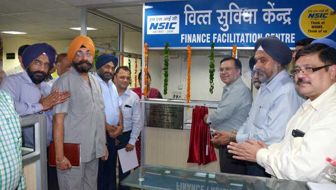 Online finance facilitation centre to benefit MSMEs