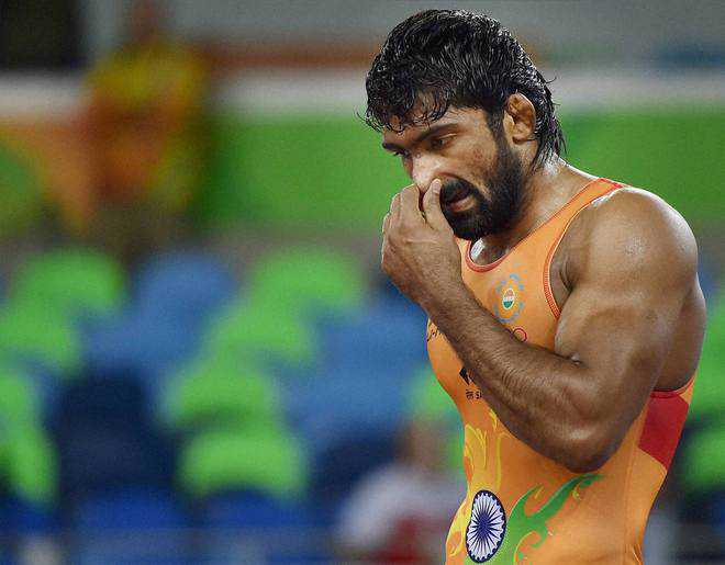 Yogi might get gold for London Oly