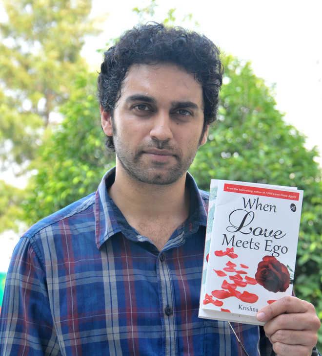 City youth explores relationships in his novel