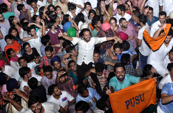 PUSU alliance sweeps Panjab University elections