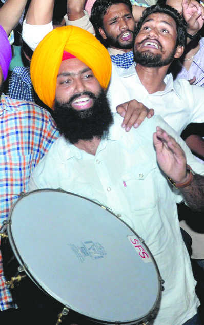 Winds of change: Dafli finds rhythm in noise of speeches