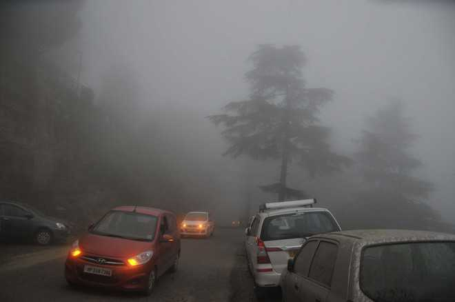 Green tax on outside vehicles entering Shimla from today