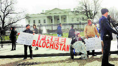 Balochs to protest outside UN during Sharif''s address