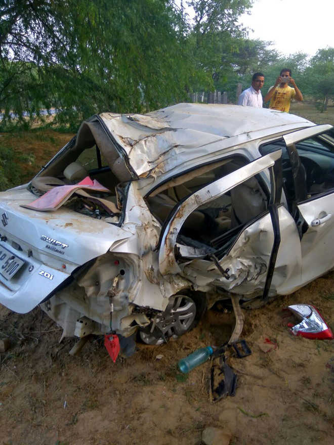 3 youths killed in road mishap