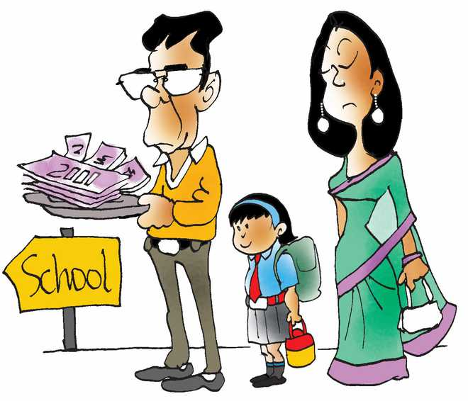 Toddler's education costlier than MBA!