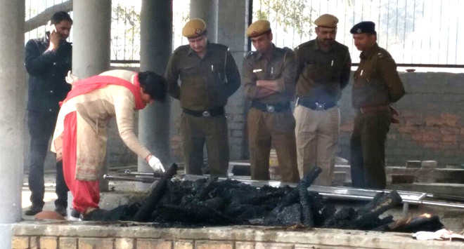 Woman's burnt body found, honour killing suspected