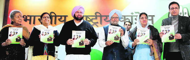 Punjab Congress manifesto 2017: Will end drug trade in month: Cong