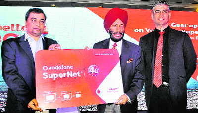 Vodafone rolls out 4G services in Punjab