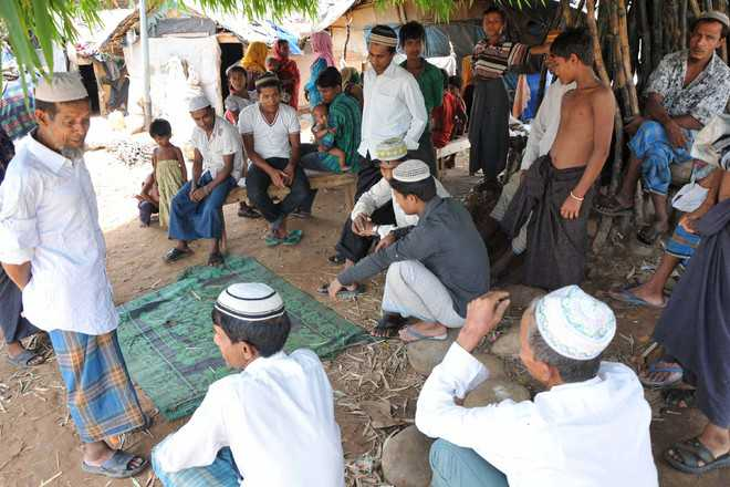 5,743 Rohingyas in state, no instance of radicalisation: Mehbooba