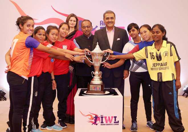 Now, a football league for top women