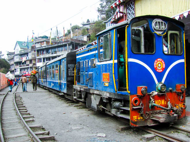 Image result for Darjeeling Toy Train – Barfi