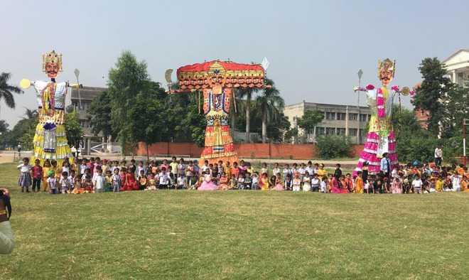 Dasehra celebrations