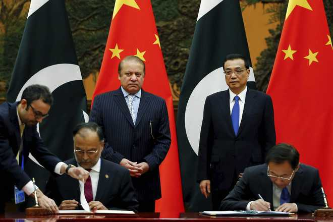 US backs India on CPEC, says it crosses 'disputed' territory